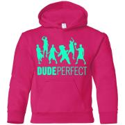 Dude Perfect – Youth Pullover Hoodie